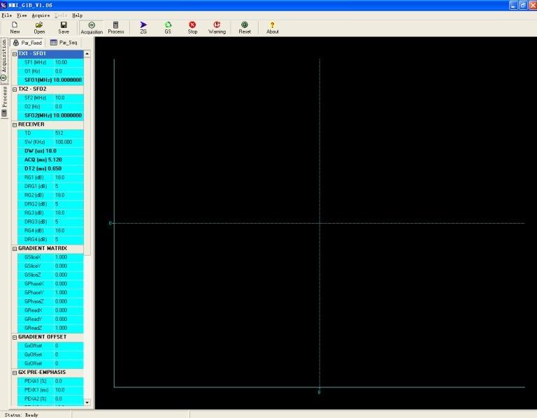利用 NMI20-SEED 的多功能分析成像軟體,進行各種核磁共振實驗